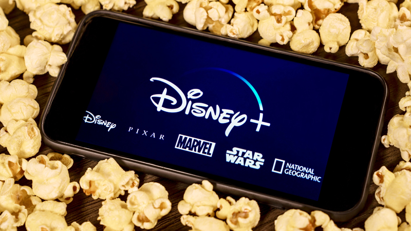 Plataforma de streaming Disney+
