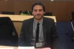 Diego Telias, Licenciado en Estudios Internacionales