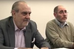 Javier Bonilla y Pedro Isern