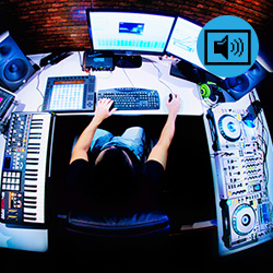 ¿Por qué estudiar Diseño, Arte y Tecnología? Arte sonoro y creación de instrumentos digitales