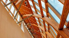Postgrado sobre construcción en madera