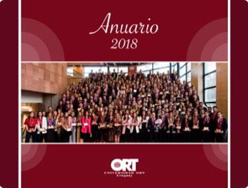 Anuario 2018 - Universidad ORT Uruguay
