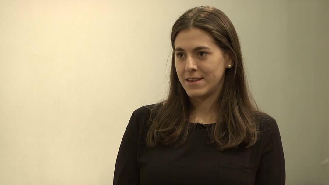 María Noel Irabedra - Intercambios - Universidad ORT Uruguay