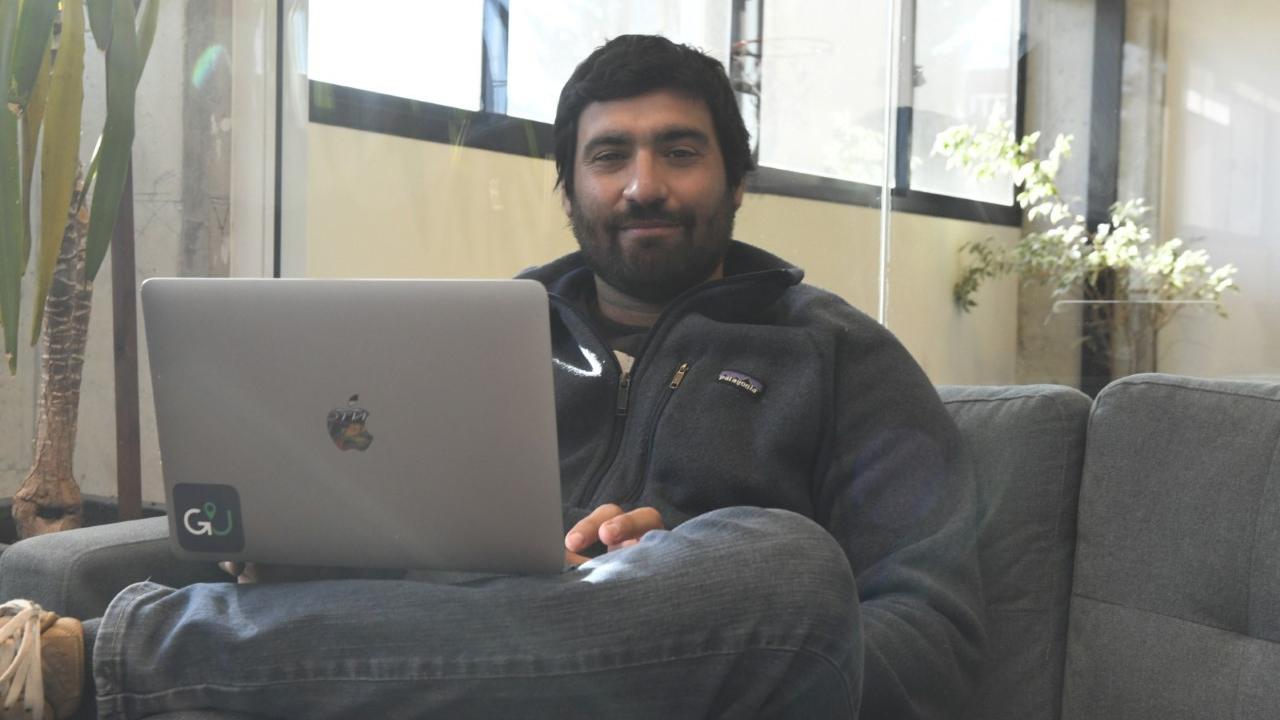 Marcelo Blanco, ingeniero en sistemas
