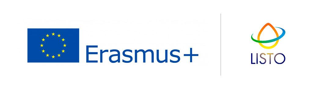 Logo LISTO Erasmus