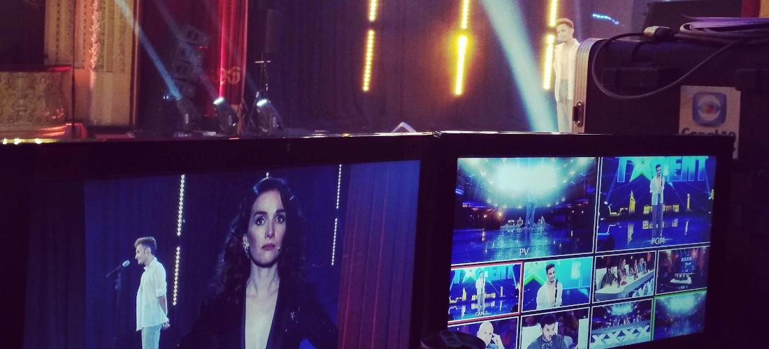 Got Talent Uruguay. Foto: gentileza de Alan Goldman.