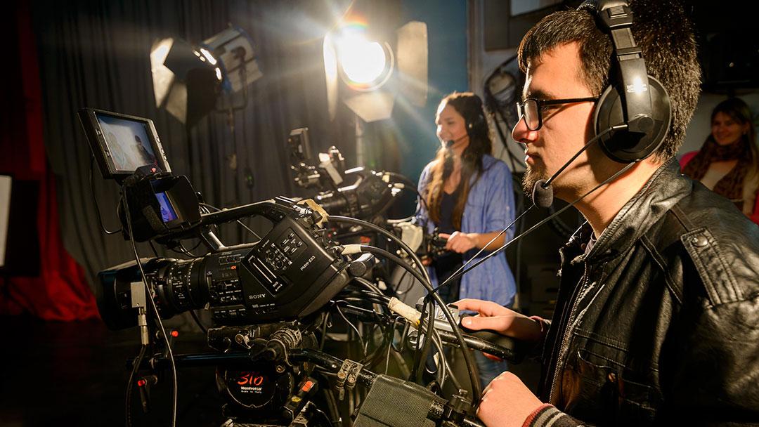 Licenciatura en Comunicación orientación Audiovisual
