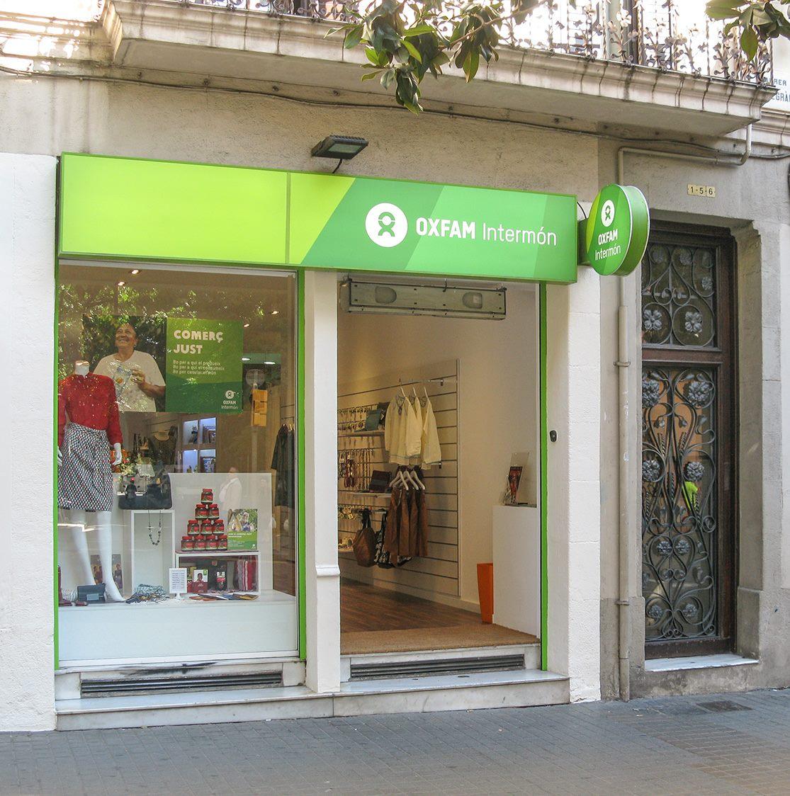 Tienda Oxfam Intermón