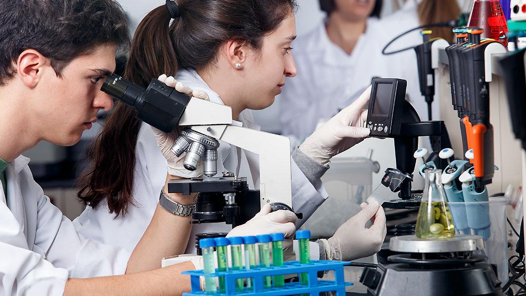 El departamento de Biotecnología colabora en tiempos de pandemia