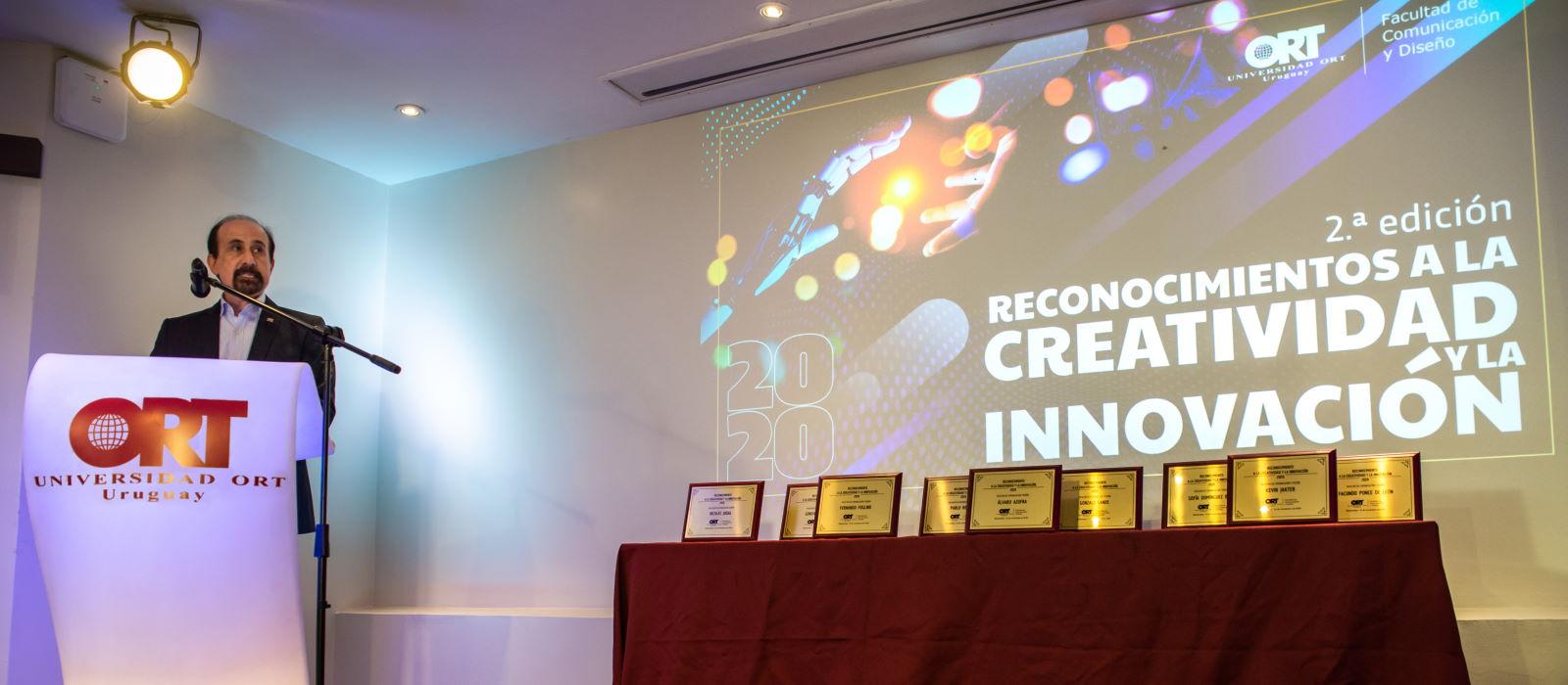 Reconocimientos a la Creatividad y la Innovación