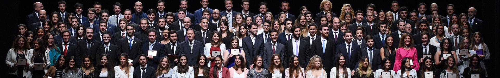 Autoridades de la Universidad ORT Uruguay