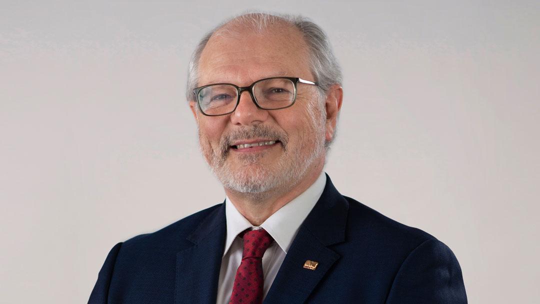 A/M Enrique Remuñán - Director de Servicios Estudiantiles - Universidad ORT Uruguay