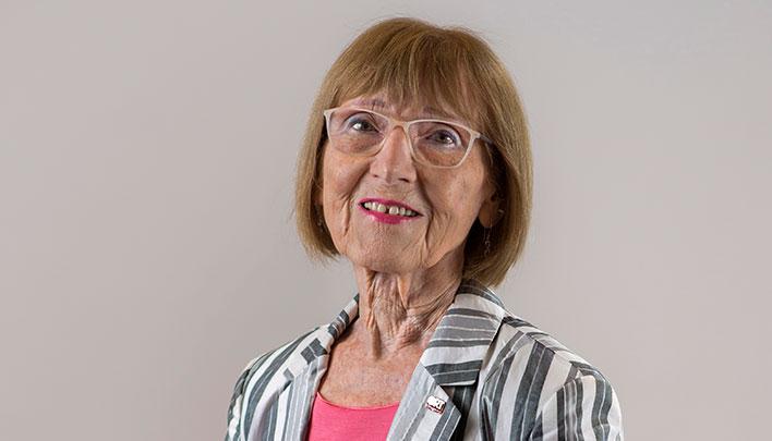 *Prof. Charlotte de Grünberg - Directora General de la Universidad ORT Uruguay*