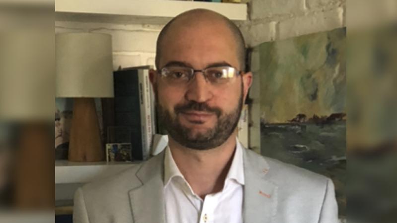 Paulo Pérez, graduado de Ingeniería en Telecomunicaciones de ORT