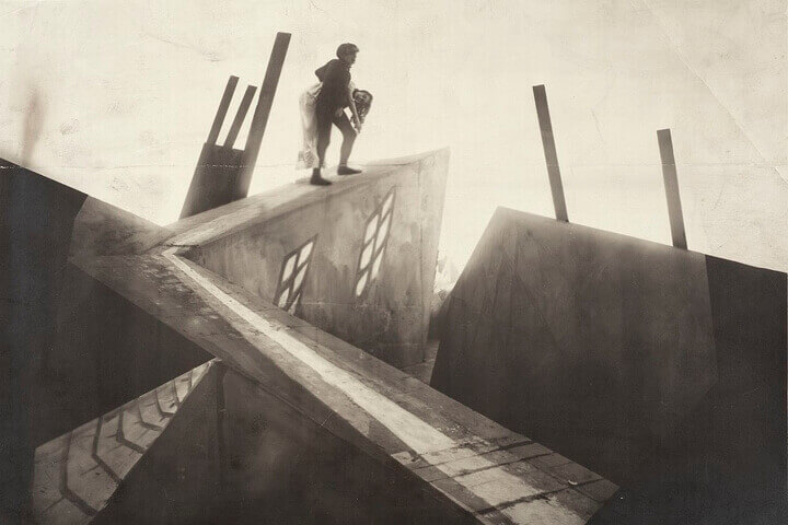 Arquitectura y cine: El gabinete del doctor Caligari