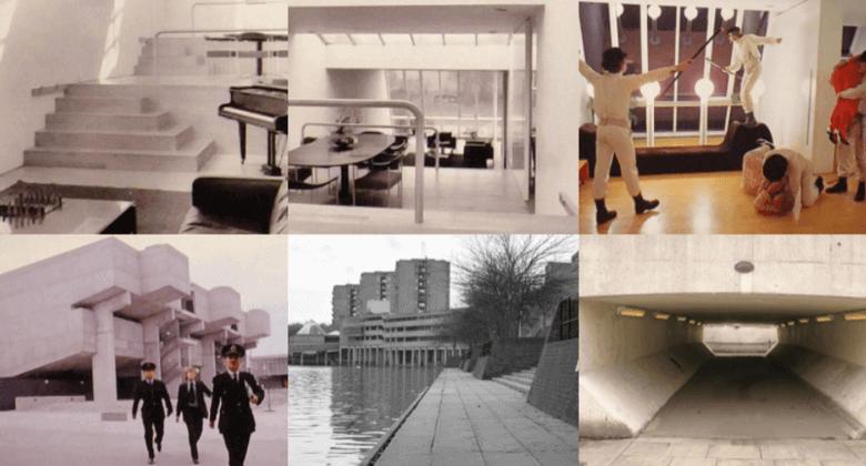 Arquitectura y cine en La naranja mecánica de Kubrick