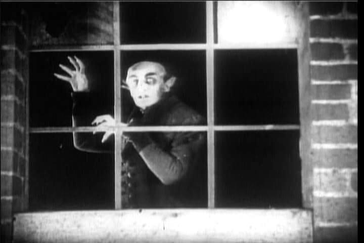 Arquitectura y cine: Nosferatu