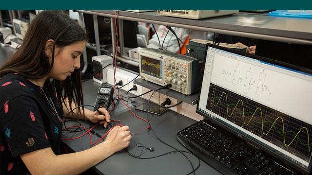 Eléctrica, Electrónica y Telecomunicaciones - Open House