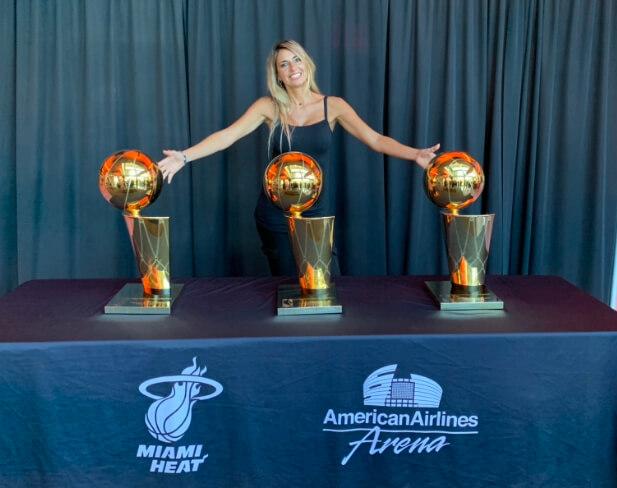 *Patricia Yelpo, Licenciada en Sistemas por ORT y Manager Data Platform de Miami Heat.*