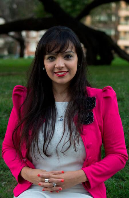 *Michelle Fleitas, docente de la Universidad ORT Uruguay.*