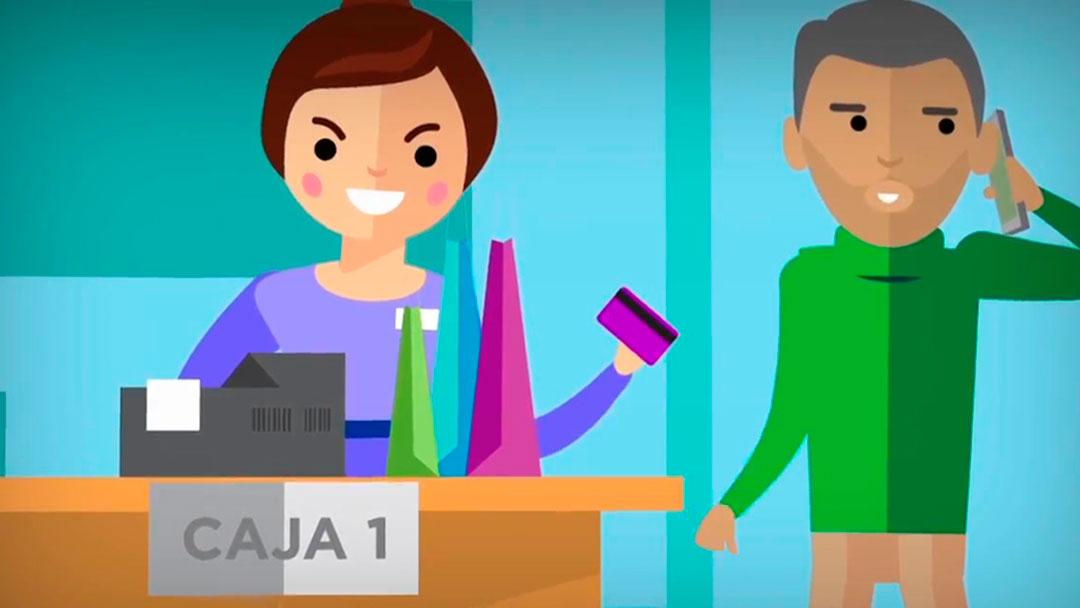 Uso de tarjetas de crédito