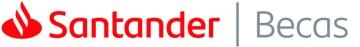 Logo de Santander Becas