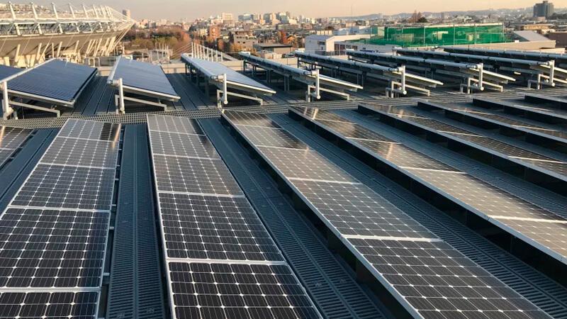 *Energía renovable en Tokio 2020. Foto: Olympics.com**