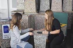 Ampliación de la campaña de reciclaje de la Universidad ORT Uruguay