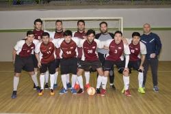 Futsal masculino campeón