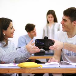 Tecnologías inmersivas aplicadas a la educación