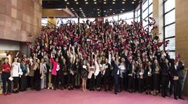 Ceremonia de graduación - Universidad ORT Uruguay - Junio de 2018