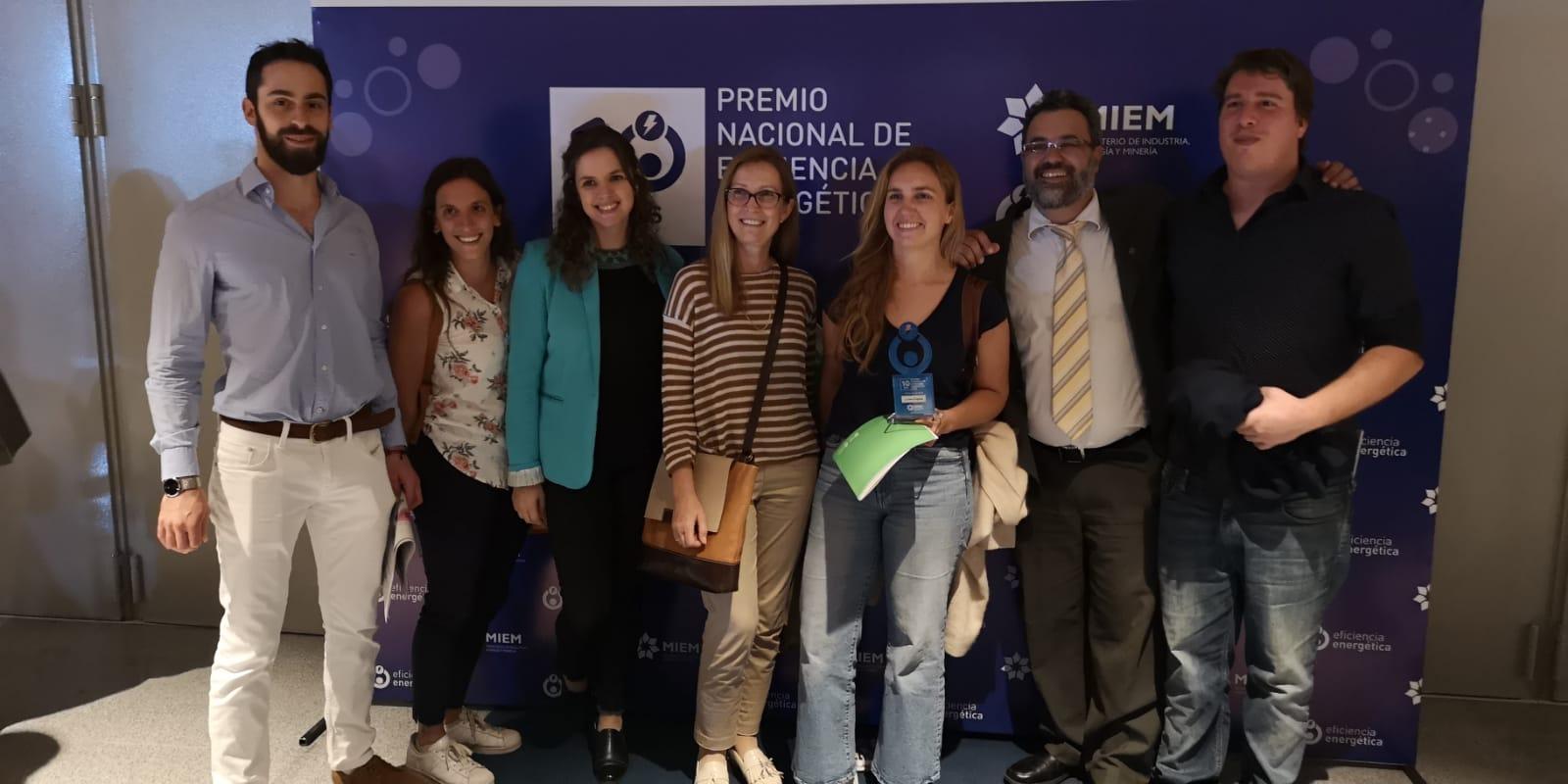 Premio Nacional de Eficiencia Energética 2018