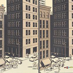 Comic y arquitectura. El otro lado del espejo