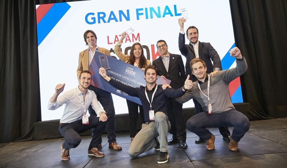 Competencia 100K Latam edición 2019