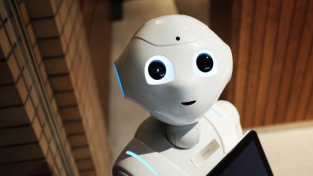 Charla sobre robótica