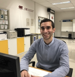 Estudiante obtuvo la única beca por Uruguay para Babson Build for Santander Universities Students
