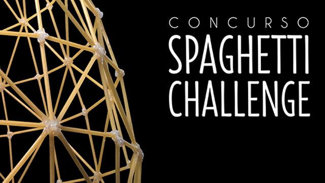 Spaghetti Challenge: Presentación de trabajos