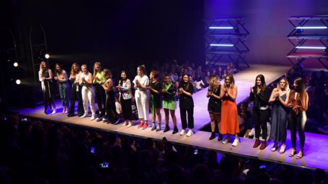 Desfile anual de Modas | Puesta en Escena