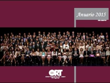 Anuario 2015 - Universidad ORT Uruguay