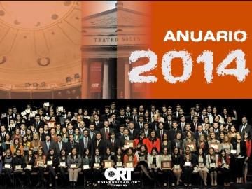 Anuario 2014 - Universidad ORT Uruguay