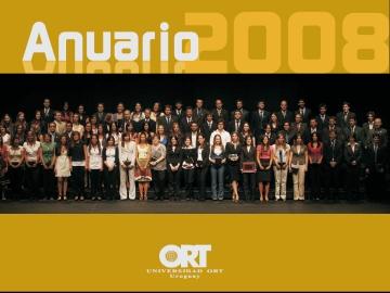 Anuario 2008 - Universidad ORT Uruguay