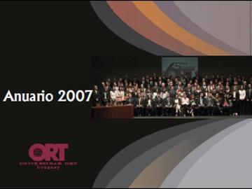 Anuario 2007 - Universidad ORT Uruguay