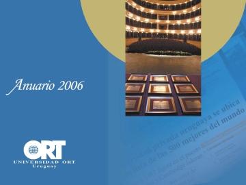 Anuario 2006 - Universidad ORT Uruguay