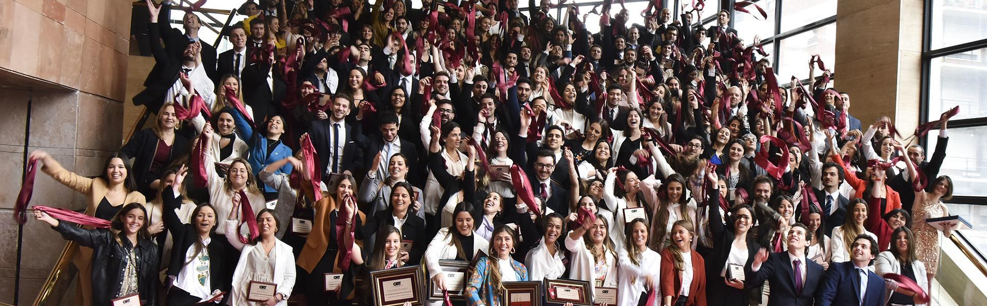Ceremonias de graduación